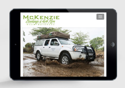 McKenzie 4×4