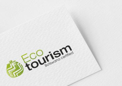 Botswana Tourism Organization Ecotourism logo