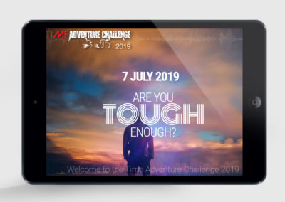 Time Adventure Challenge