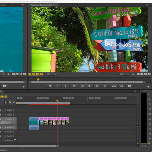 Twin Zebra's offers videography and film editing
